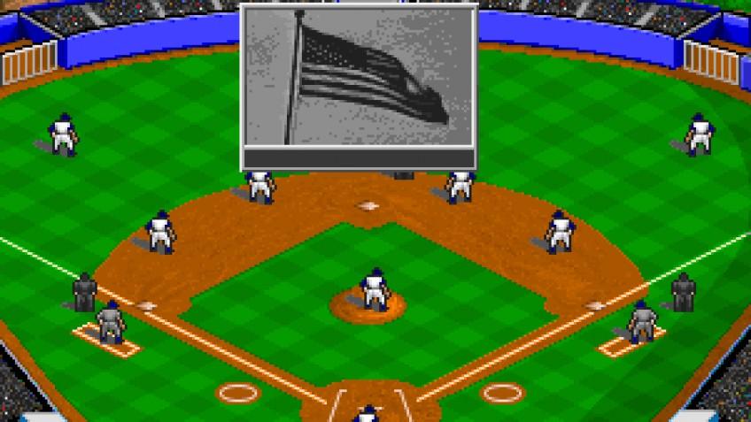 MicroLeague Baseball 4