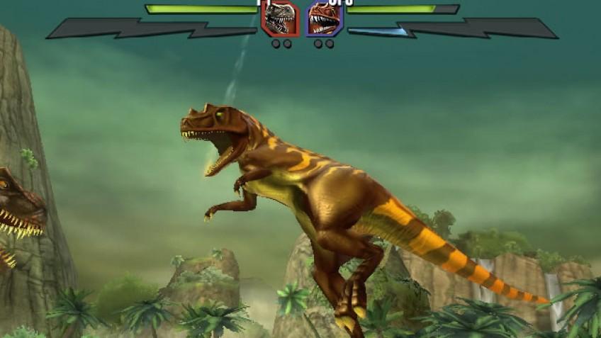 Battle of Giants: Dinosaur Strike