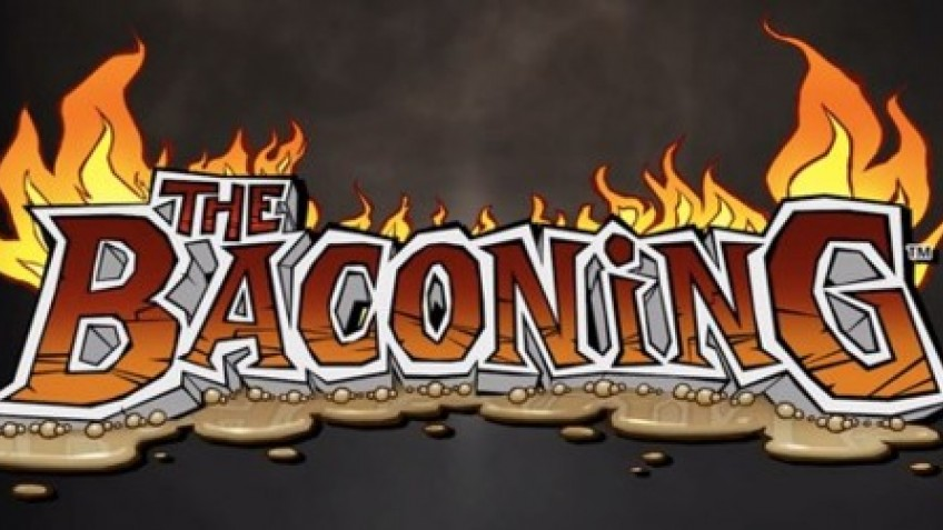 DeathSpank: The Baconing
