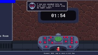 ​Uber Man: Countdown to Doom! (itch)