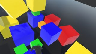 Cube Cliff - for HTC Vive (itch)