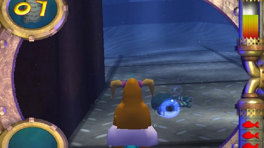 Help I'm a Fish