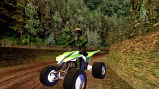 ATV Mud Racing