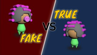 True vs. Fake (itch)