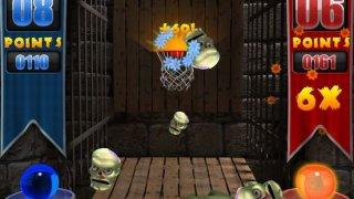Zombie Hoops by Webfoot