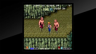 Arcade Archives DOUBLE DRAGON