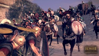 Total War: Rome 2 - Hannibal at the Gates