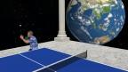 VR Ping Pong Paradise