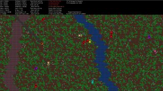 ​Rogue ROAD WARRIOR [Roguelike] (itch)