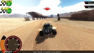 Off-Road Super Racing