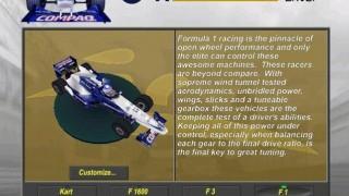 Williams F1 Team Driver
