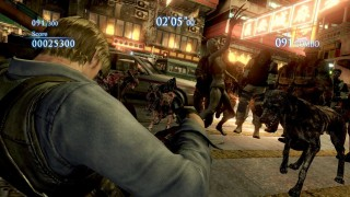 Resident Evil 6 x Left 4 Dead 2 Crossover Project
