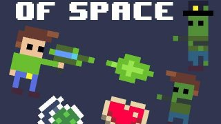 Gunning Out Of Space LD42 (itch)