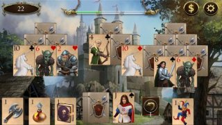Legends of Solitaire Curse of the Dragons TriPeaks