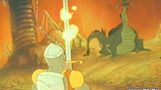 Dragon's Lair CD-ROM