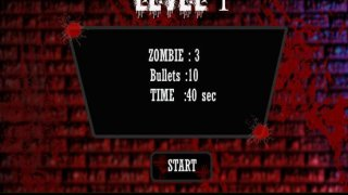 Zombie Shooting: 3D Simulation