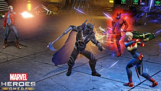 Marvel Heroes Omega - Deadpool Founder's Pack