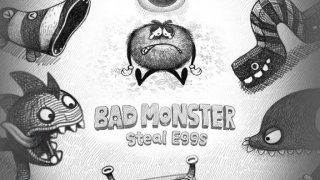 Bad Hungry Monster