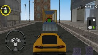 Car Transporter Big Truck Game