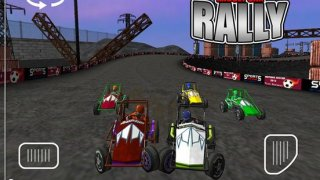 Midget Car Rally - Free Dune Buggy Racing Game