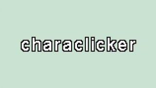 characlicker (itch)