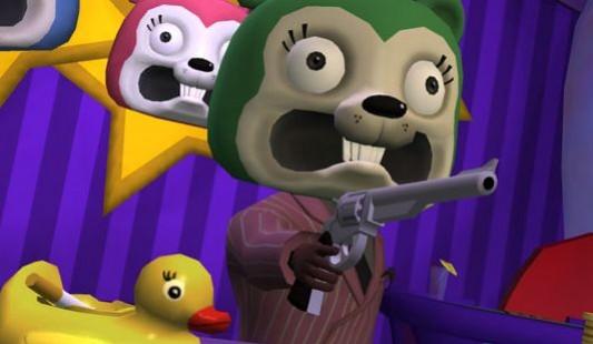 Sam & Max: Season 1 - Episode 3 - The Mole, The Mob, And The Meatball