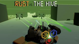 RUST vs the HIVE (itch)