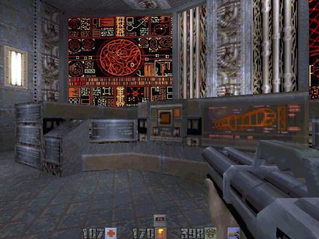 Quake2 Mission Pack: Ground Zero