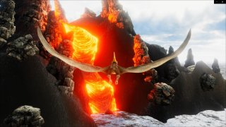 Pteranodon's Flight: The Flying Dinosaur Game (itch)