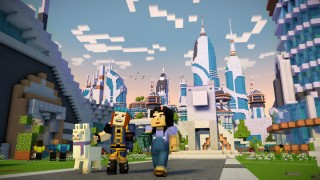 Minecraft: Story Mode - Season 2 - Episode 1: Hero in Residence