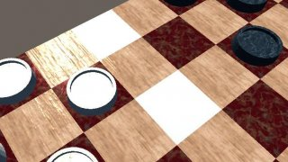 3D Checkers Prototype (itch)