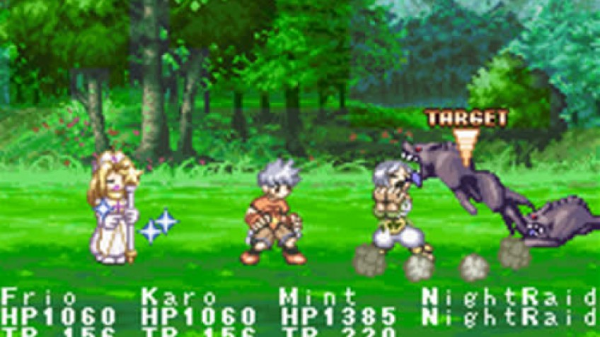 Tales of Phantasia: Narikiri Dungeon