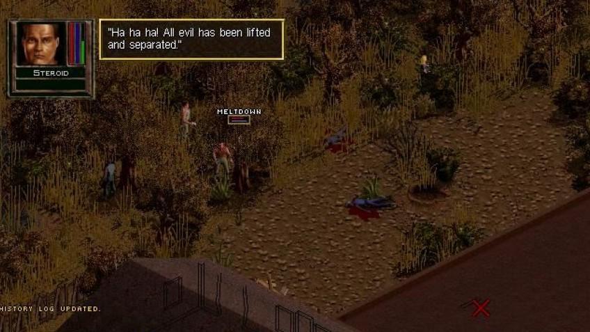 Jagged Alliance: Wildfire