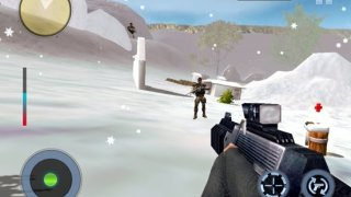 Snow Mountain Sniper Shooting