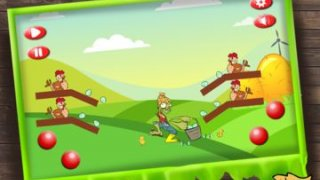 Zombie & Eggs Madness Free Game