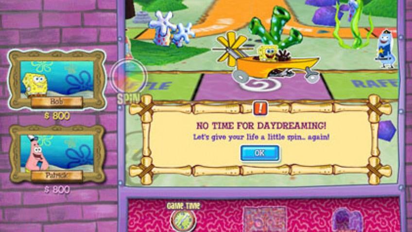 SpongeBob SquarePants: The Game of Life