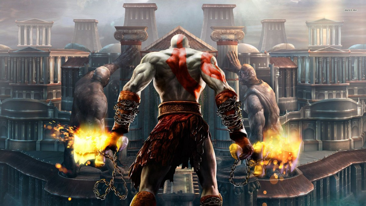God of War 2 (2007)
