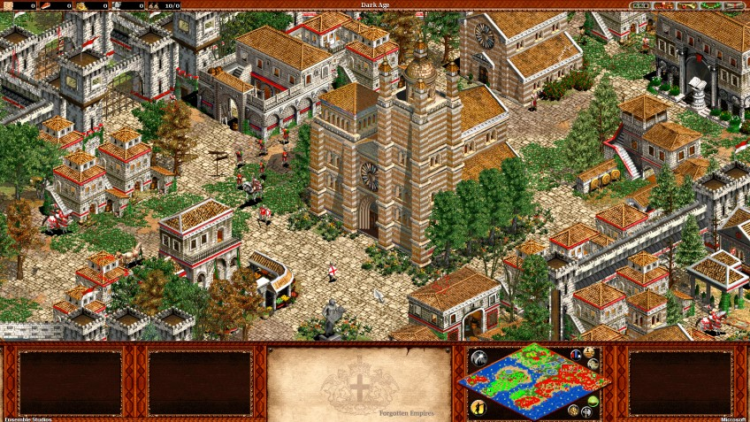 Age of Empires 2: Forgotten Empires