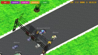 Micro Machines Racing On Line (itch)