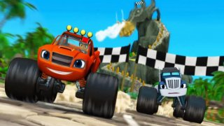 Blaze & The Monster Machines Dragon Island Duel (itch)
