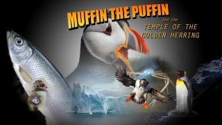 Muffin the Puffin and the temple of the golden herring (itch)