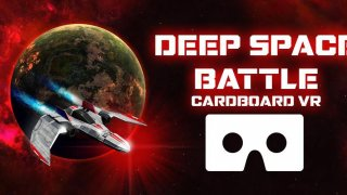 Deep Space Battle Cardboard VR (itch)