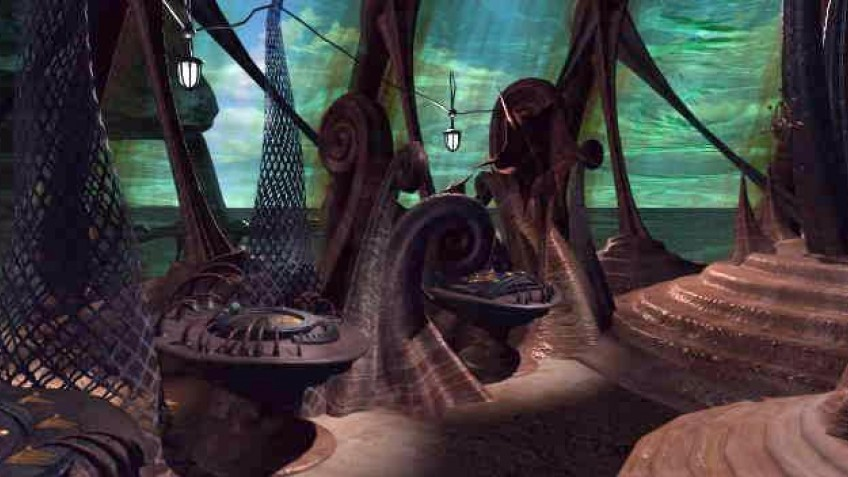Mysterious Journey: Schizm