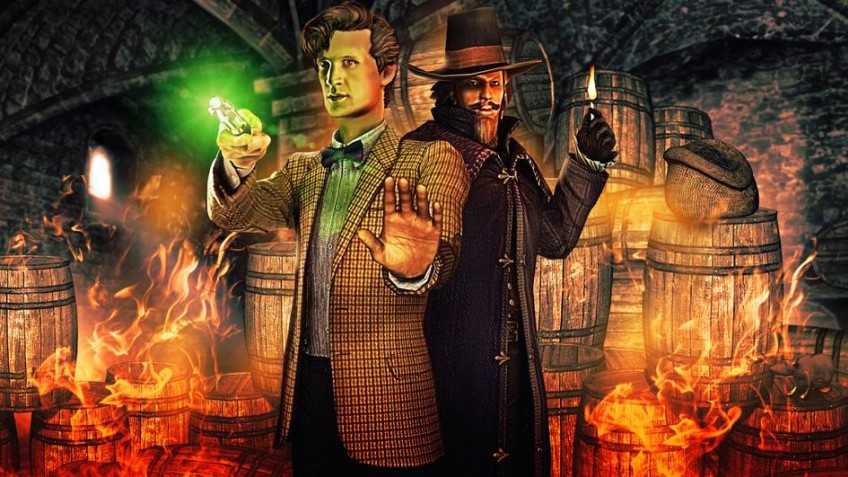 Doctor Who: The Adventure Games - The Gunpowder Plot