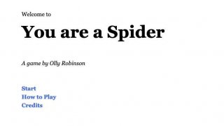 You are a Spider (itch)