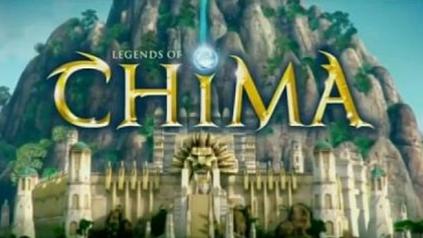 LEGO: Legends of Chima Online