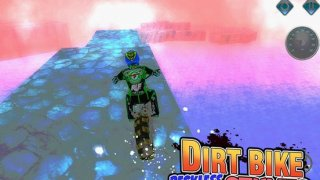 Dirt Bike Stunt Simulator Race