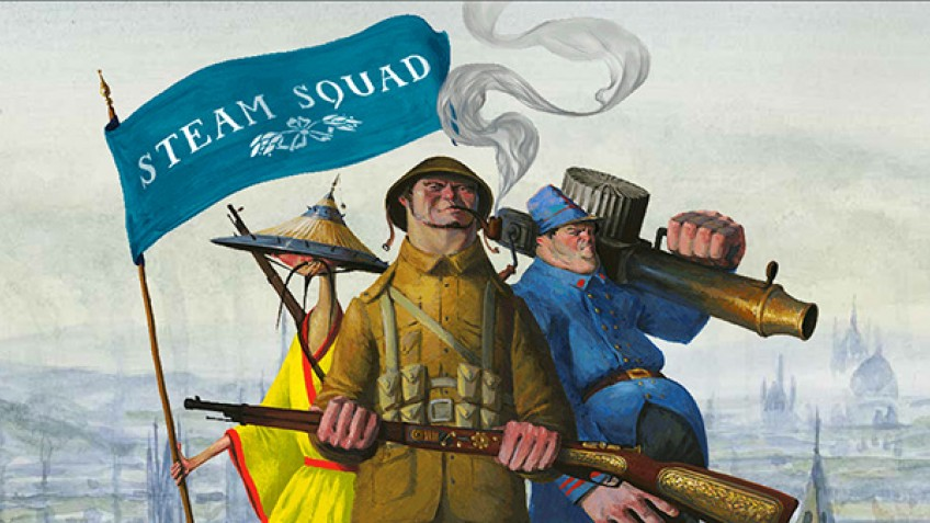 Steam Squad