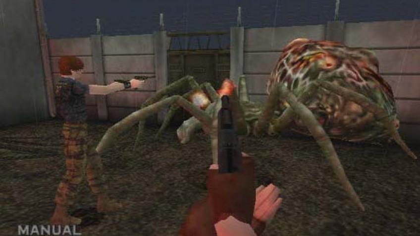 Resident Evil Survivor 2: Code: Veronica