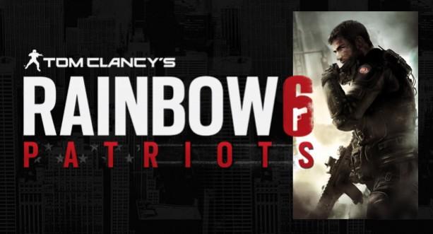 Tom Clancy's Rainbow 6: Patriots